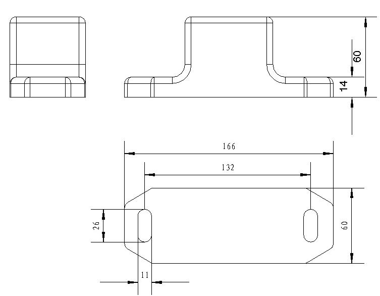 CG3型车轮传感器
